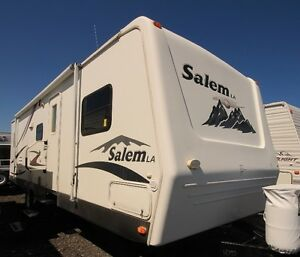 2007 FOREST RIVER SALEM 292RBSS