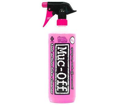 Muc-Off Nano Technology 1 Litre Bike Cleaner Spray Wash Shampoo Bicycle Cycle