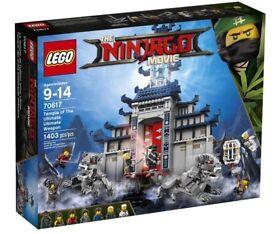 Lego NINJAGO (70617) Temple of ultimate weapon