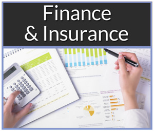 **** Finance and Insurance **** Plan your Future