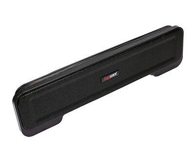 GigaWare 26-1520 Portable laptop speaker Windows 7, Windows 8, Vista USB