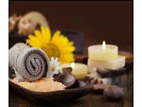 New relaxing massage .