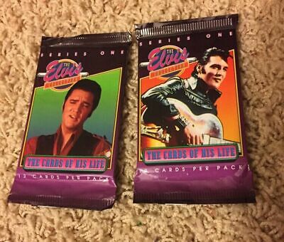 Vtg 1992 Lot Of 2 The Elvis Collection