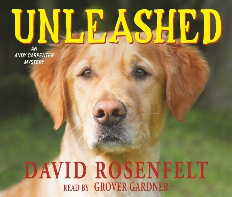 Unleashed 6-CD Unabridged Audiobook - by David Rosenfelt - New - FREE SHIPPING