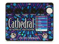 Electro-Harmonix Cathedral Reverb/Delay (Box + PSU) EHX
