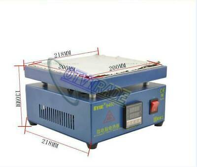 946c Electronic Hot Plate Preheating Station For Pcb Smd Heating Work 110v