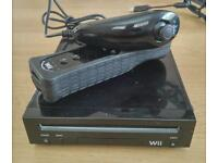 Black Nintendo Wii