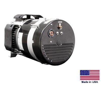 Belt Driven Generator Bi-directional - 7200 Watts - 120240 Volt - Brushless