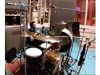 Private Drum Tuition - Lessons in Richmond & Twickenham