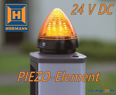 Gebraucht Hörmann LED Signalleuchte mit Piezo-Element 24 V für Garagentorantrieb