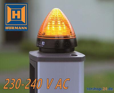 Hörmann LED  Signalleuchte 230 V SLK zu Garagentorantrieb Warnleuchte Warnlicht