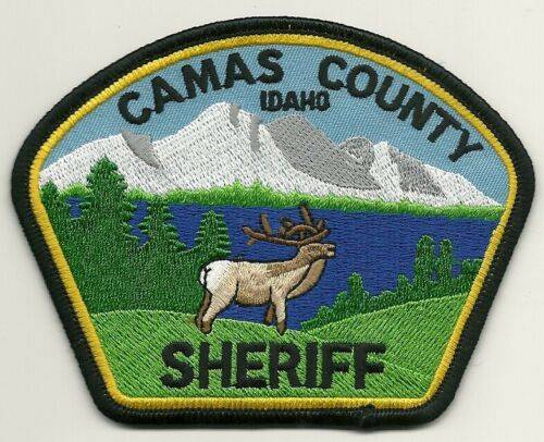 Camas County Sheriff State idaho ID Scenic