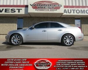 2008 Cadillac CTS *REDUCED* V-APPEARANCE & PERFORMANCE PKG, AWD,
