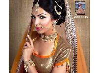 Makeup Artist Covering London / Asian Bridal Makeup Artist / Bridal Makeup & Hair