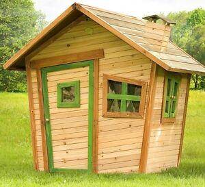 Casetta gioco in legno per bambini casina legno bambini - Casina in legno giardino ...
