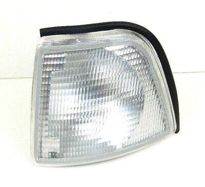 AUDI 80 B3 B4 1986-1996 LEFT FRONT INDICATOR REPEATER LIGHT LENS LAMP - CLEAR