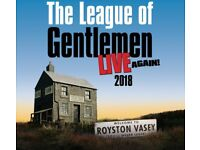 League of Genltmen Live Ticket