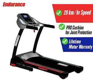 New Endurance USA Treadmill 20KM/HR ON Sale Running Machine 2.5 Leichhardt Leichhardt Area Preview