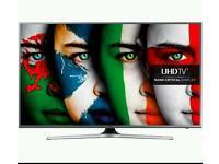 Samsung 55 inch 4k smart led tv ultra HD nano crystal