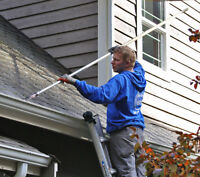 FALL GUTTER CLEANING/WINDOW CLEANING DEALS!!