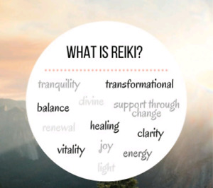 Reiki / all natural energy healing for pets