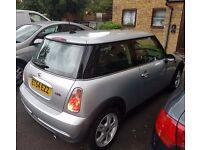Mini couper 1.6 auto 2005