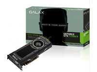 GALAX GeForce GTX TITAN X 12GB