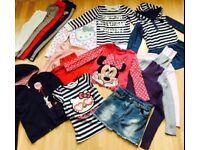 Girls 6/8 yrs old branded bundles of clothes must go soon