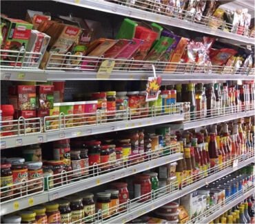 Retail Asian Grocery