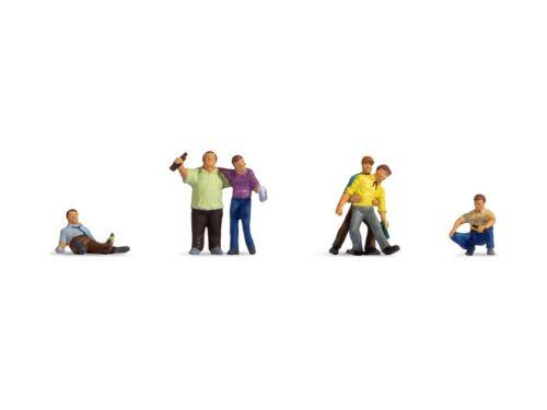 Noch 45559 Betrunkene, Figurines Voie Tt (1:120)
