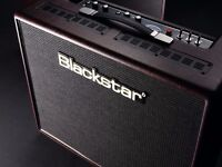 Blackstar Artisan 15 Valve Guitar Amplifier with Fitted Live-in Swan Flightcase