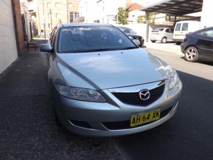 2002 Mazda Mazda6 Sedan Petersham Marrickville Area Preview