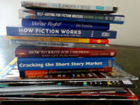 Creative Writer's Bundle - books and magazines.