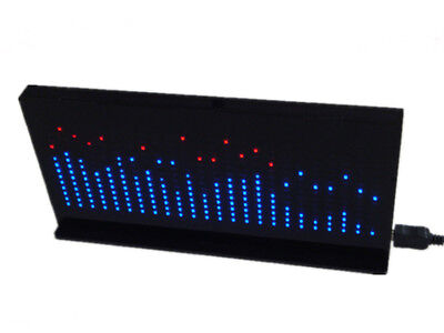 As1424 Led Music Audio Spectrum Sound Level Meter Display Analyzer