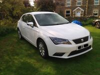 Seat Leon 1.2 tsi, 3dr, semi-automatic, 2014. Only 14040 miles!