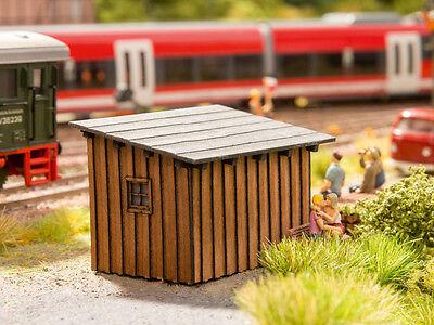 ANCORA 14627 L-C Piccolo Capannone Scala N Taglio Laser mini Kit di costruzione