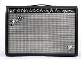 Fender Deluxe VM valve amplifier