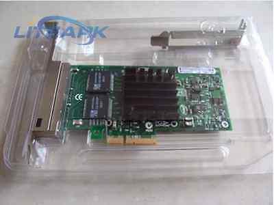 New Intel I340-T4 E1G44HT E1G44HTBLK NIC Gigabit Ethernet Server Adapter-PCI-E
