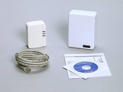 Powerline PLC adapter & Powerline with POE 2 piece kit for IP cameras or Wifi AP