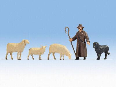 Noch 45750 Sch/äfer und Schafe Figuren