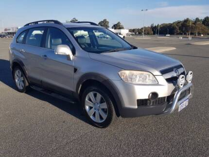 2006 Holden Captiva LX 7 Seater SUV *$57 per week*