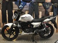 KSR Worx 125 motorcycle