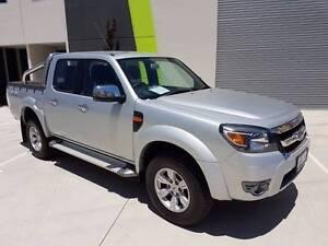 "2011 Ford Ranger XLT Turbo Diesel Auto Ute ""low kms""  *$161 p/wk Maddington Gosnells Area Preview"