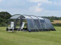 Kampa hayling 6 family tent