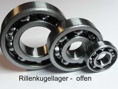 0.875 (**  1x Rillenkugellager R6 -offen- ...... 0,375