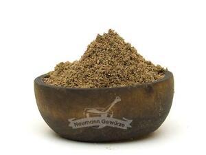 Pfeffer schwarz gemahlen 1 kg , 1000 g  ( NEUMANN GEWÜRZE )