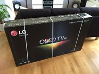 "LG OLED 55"" OLEDB6V Brand New Unopened in Box £2500 ono"