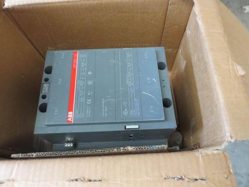 ABB AF580-30 Contactor Motor Starter