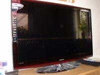 "SAMSUNG 47"" FHD LED TV - Digital Freeview - USB - PC - 4 HDMI - SRS - 100Hz - Bargain RRP £289"