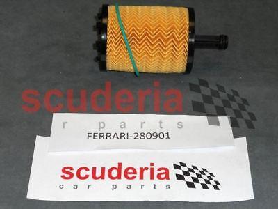 Ferrari 280901 Oil Filter Cartridge Genuine OEM Part Fits 458 California T